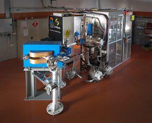Photo of Spectrometer equipment